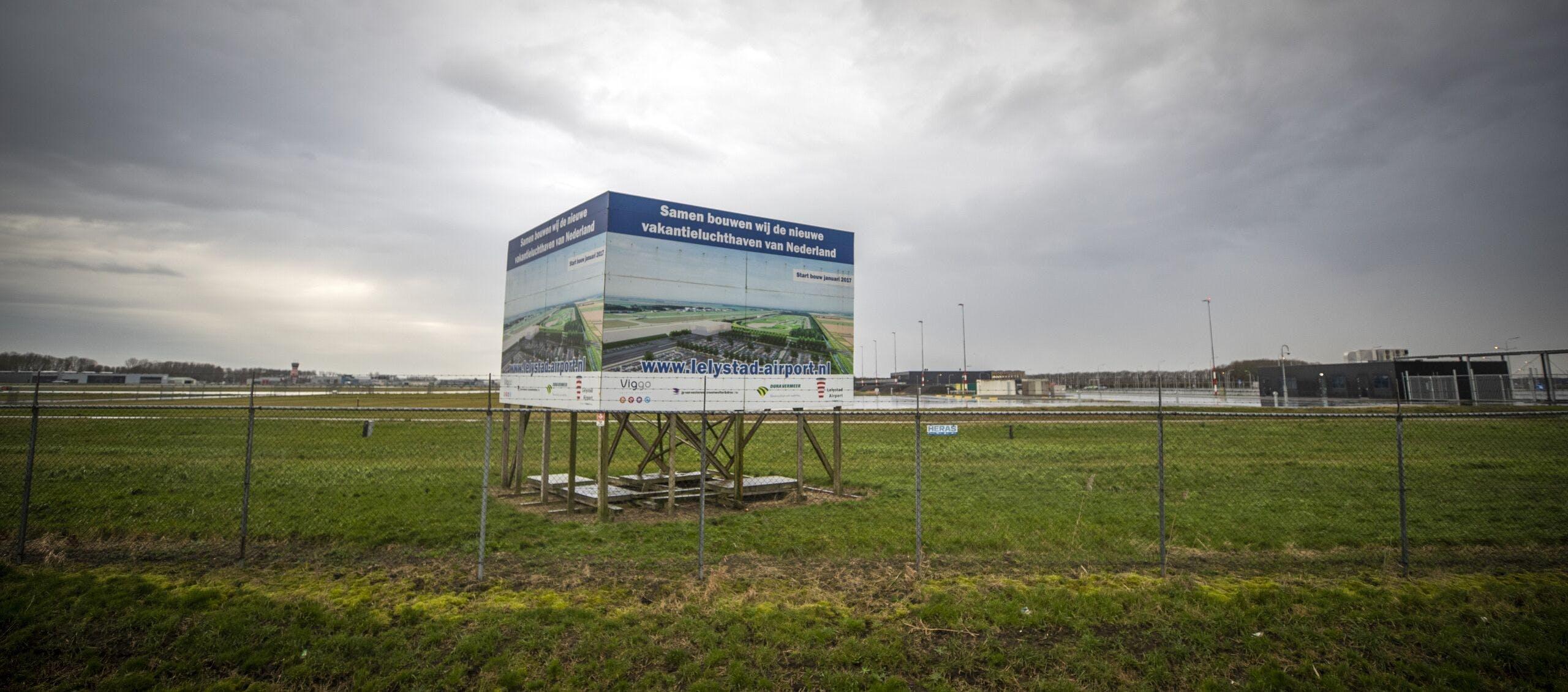 FvD keert zich tegen opening Lelystad Airport - BNR Nieuws