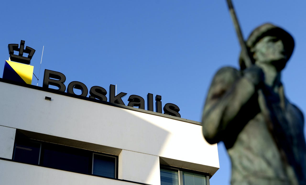 Exterieur van het hoofdkantoor van Boskalis.