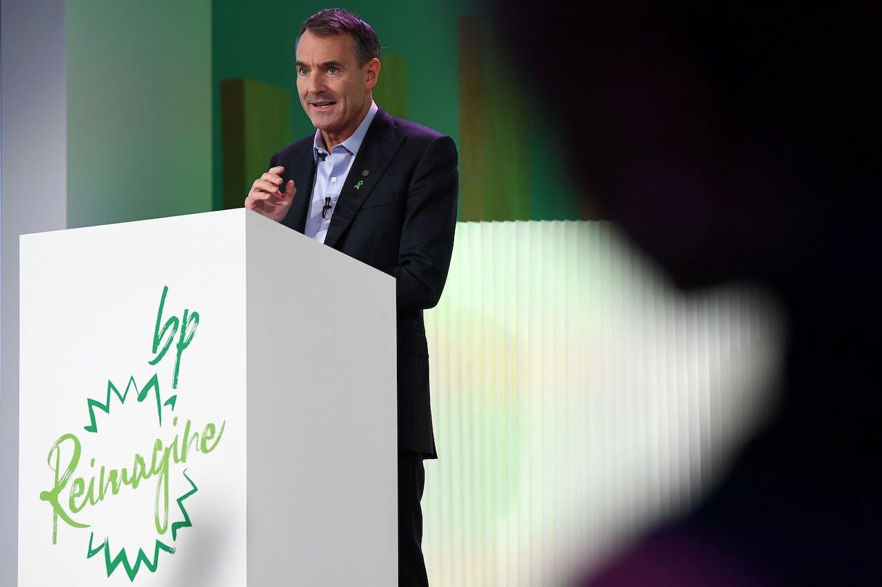 BP-CEO Bernard Looney