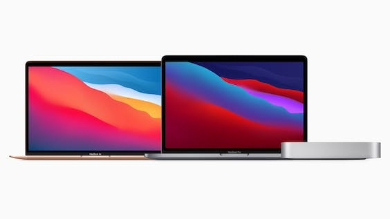 Apple introduceert de nieuwe Macbooks