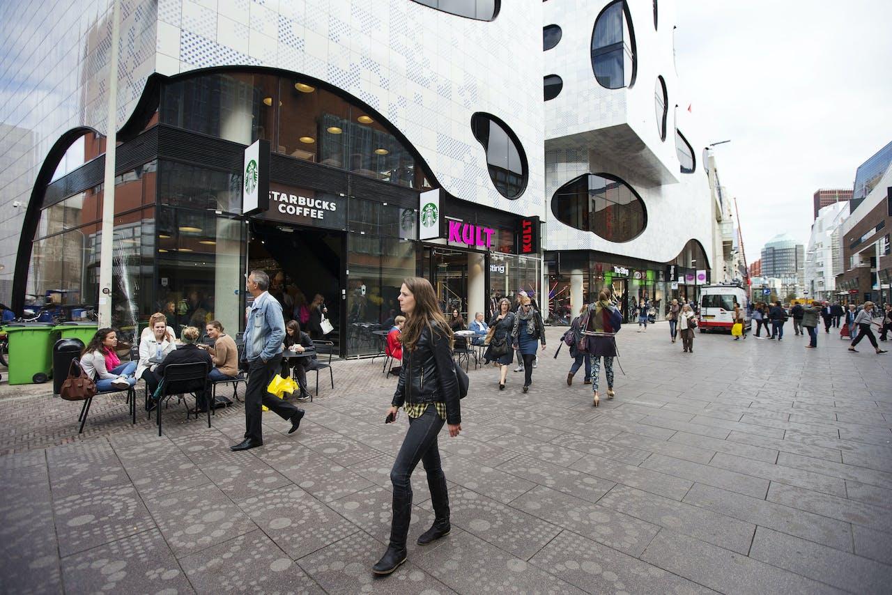 De nieuwe binnenstad van Den Haag