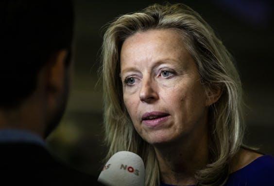Kajsa Ollongren stopt voorlopig als minister van Binnenlandse Zaken