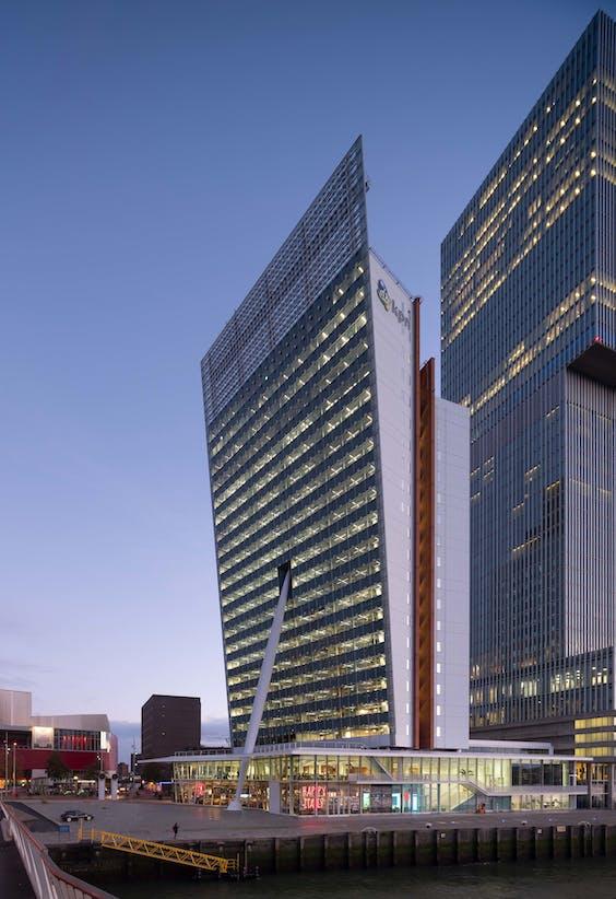 Hoofdkantoor KPN, Rotterdam