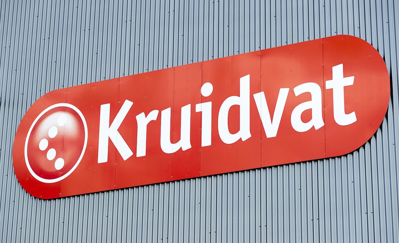Logo van Kruidvat.