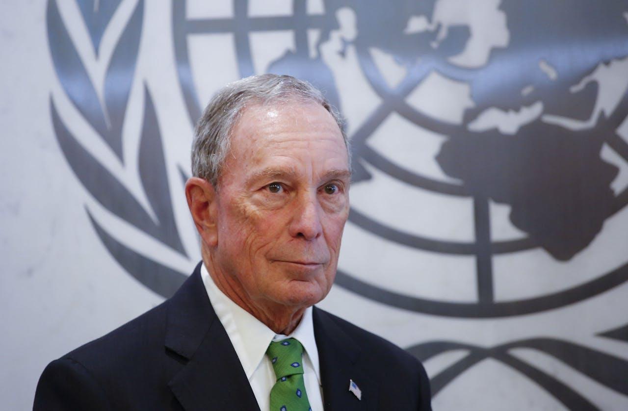 Michael Bloomberg lijkt voor zijn laatste kans op het presidentschap te gaan