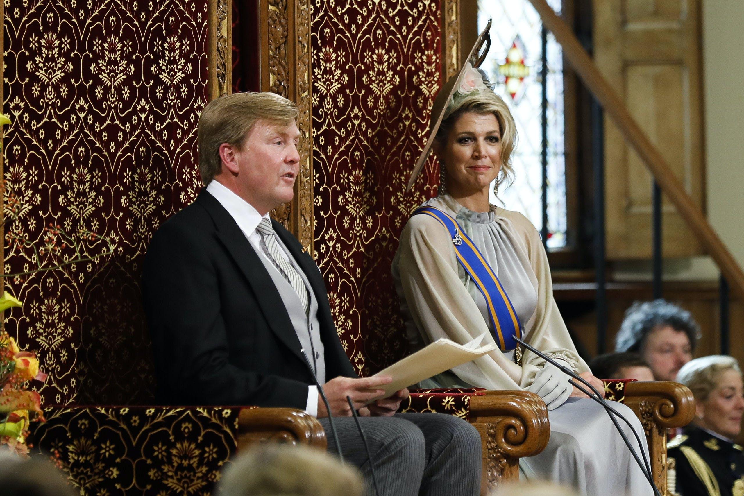 Afbeeldingsresultaat voor prinsjesdag 2018