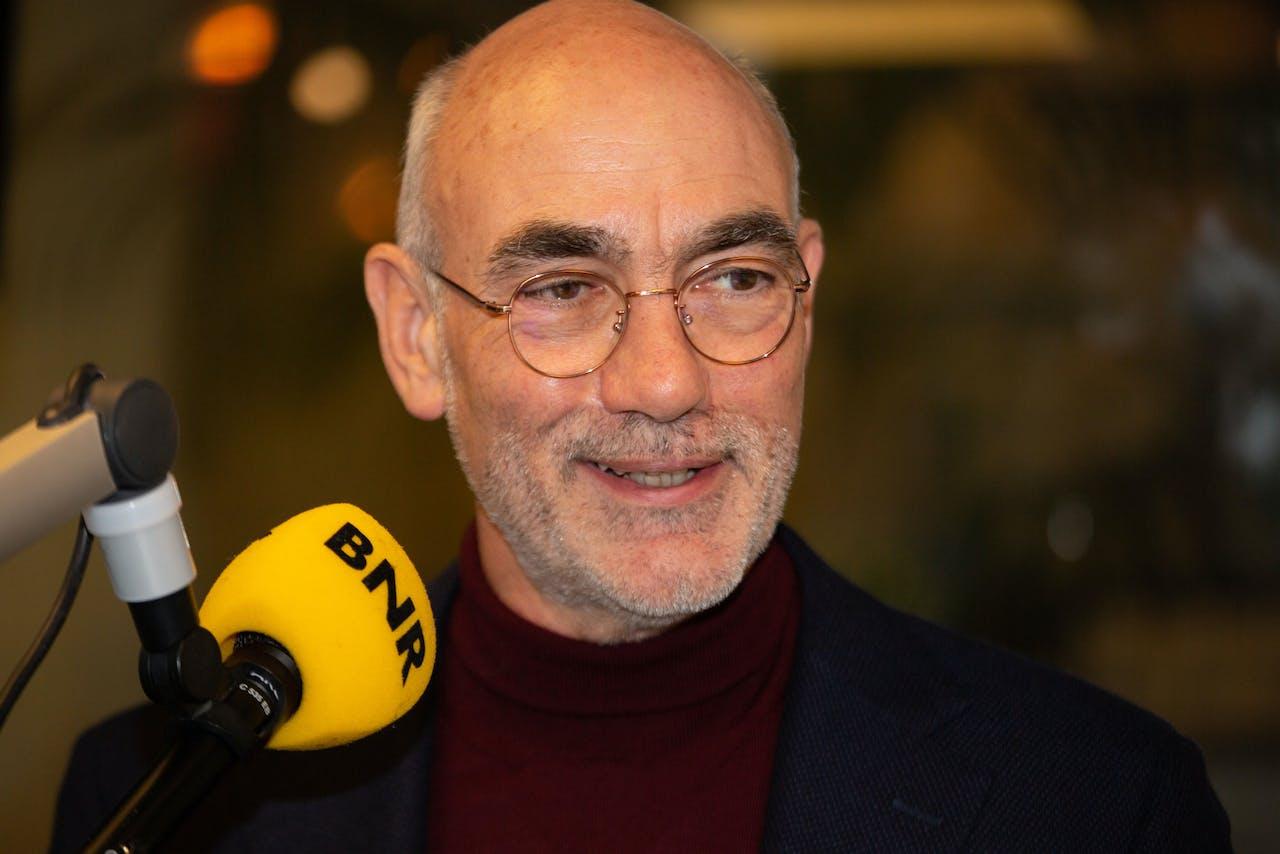 Douane-expert Hans Maessen