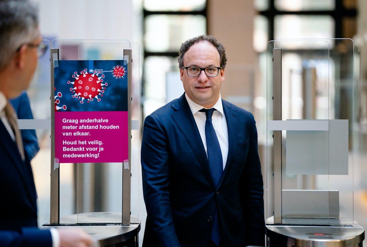 Minister Wouter Koolmees (Sociale Zaken)