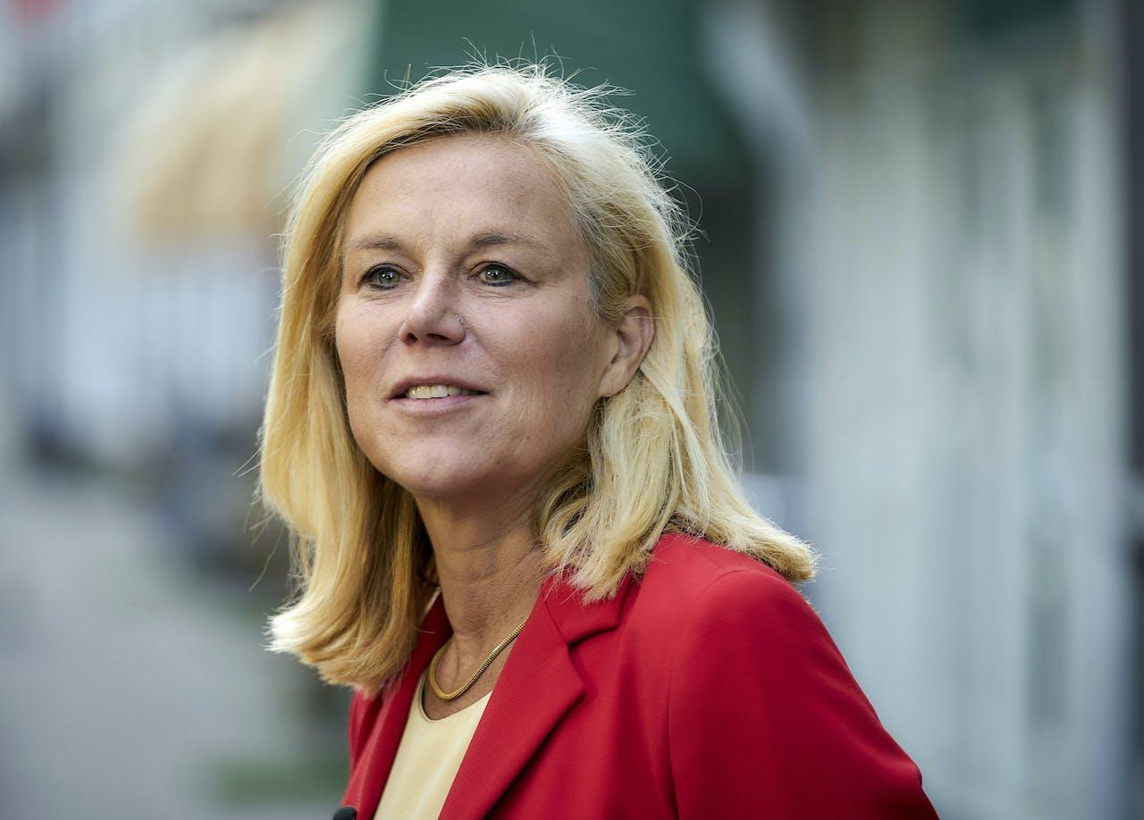 Minister Sigrid Kaag (Buitenlandse Handel en Ontwikkelingssamenwerking)