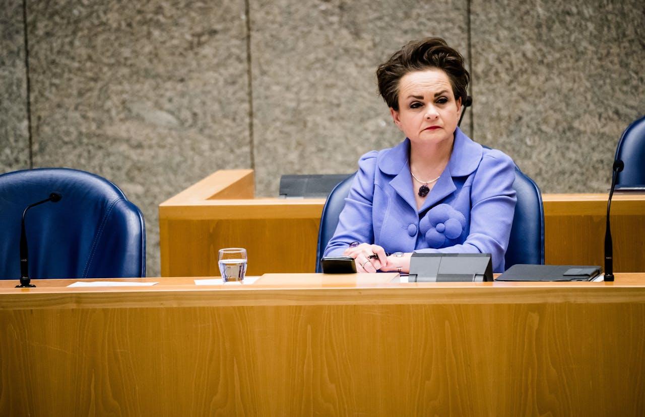Staatssecretaris Alexandra van Huffelen van Financien