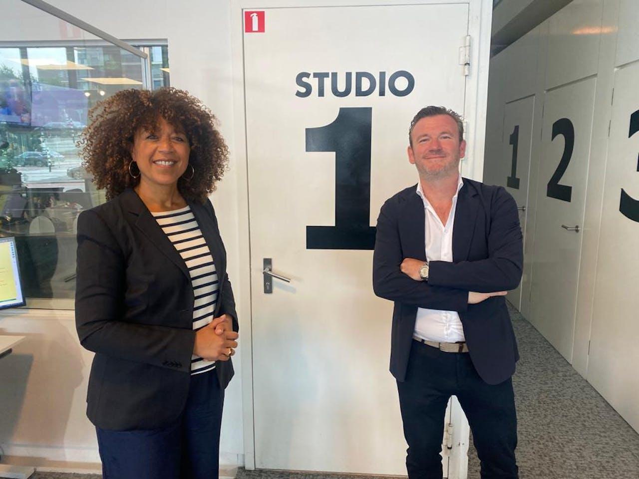 Diana Matroos en Pieter Cox, Van Uffelen Groep