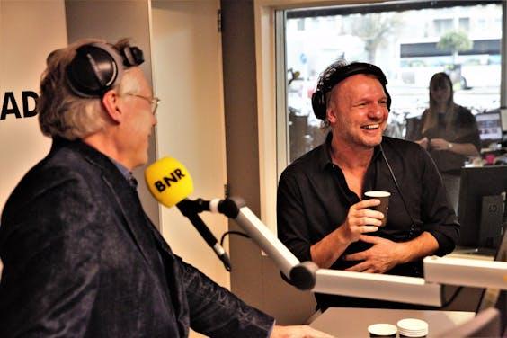 Radio | Rob Stenders, Radio-DJ bij BNR.