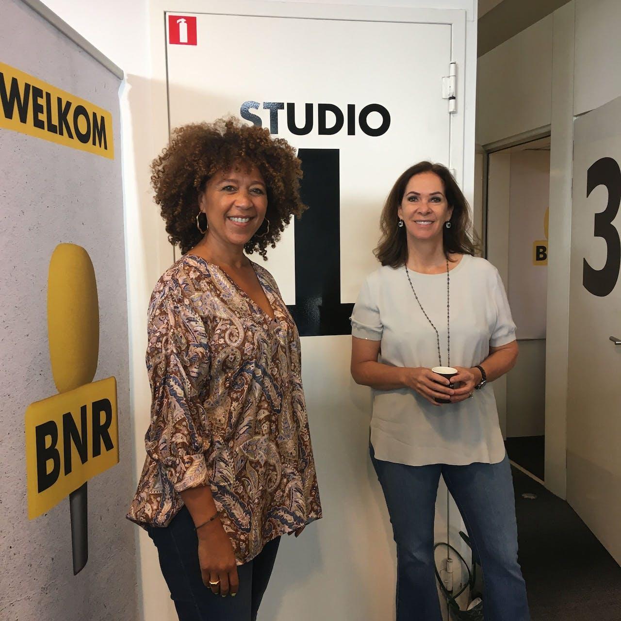 Diana Matroos en Annemarie van Gaal