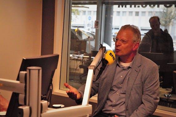 Radio | Huub Wijfjes, hoogleraar Geschiedenis van Radio en Televisie