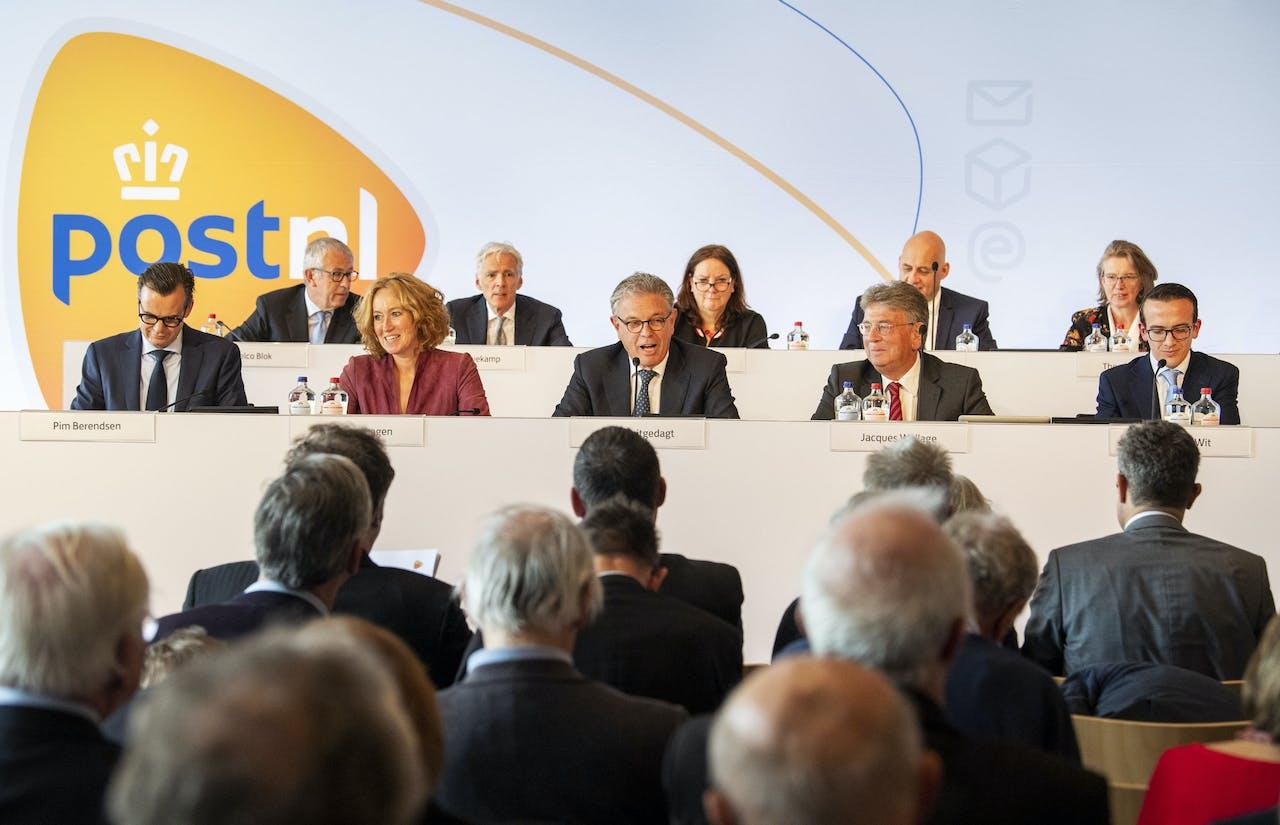 De Raad van Commissarissen van PostNL