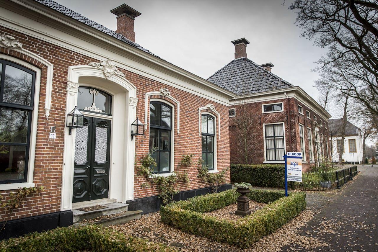 Huizen te koop in Slochteren.