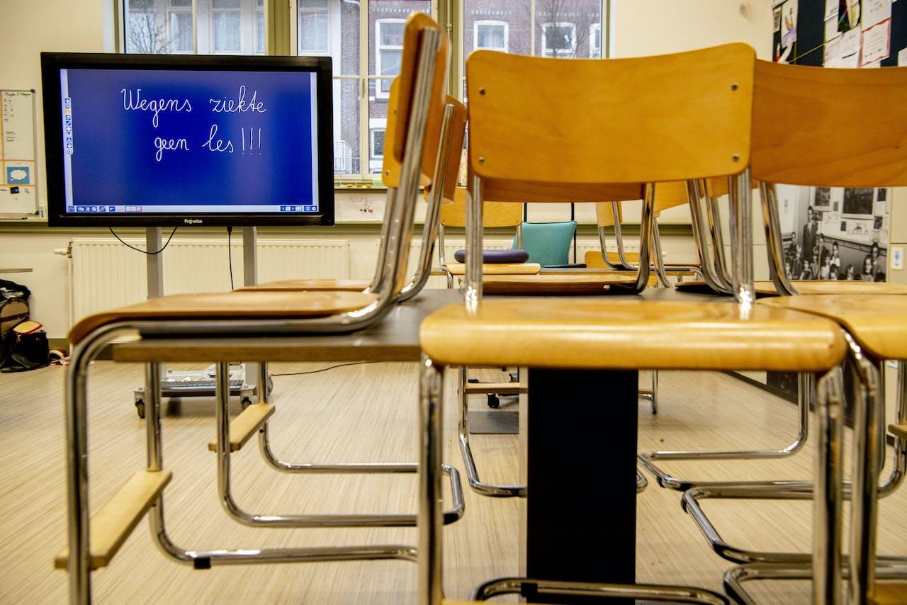 Vervanging van docenten wordt een steeds groter probleem.