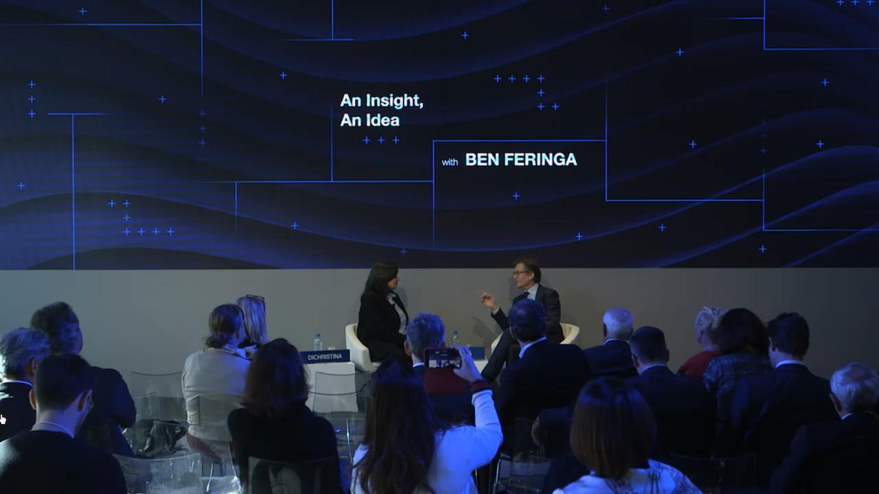 Interview met Ben Feringa