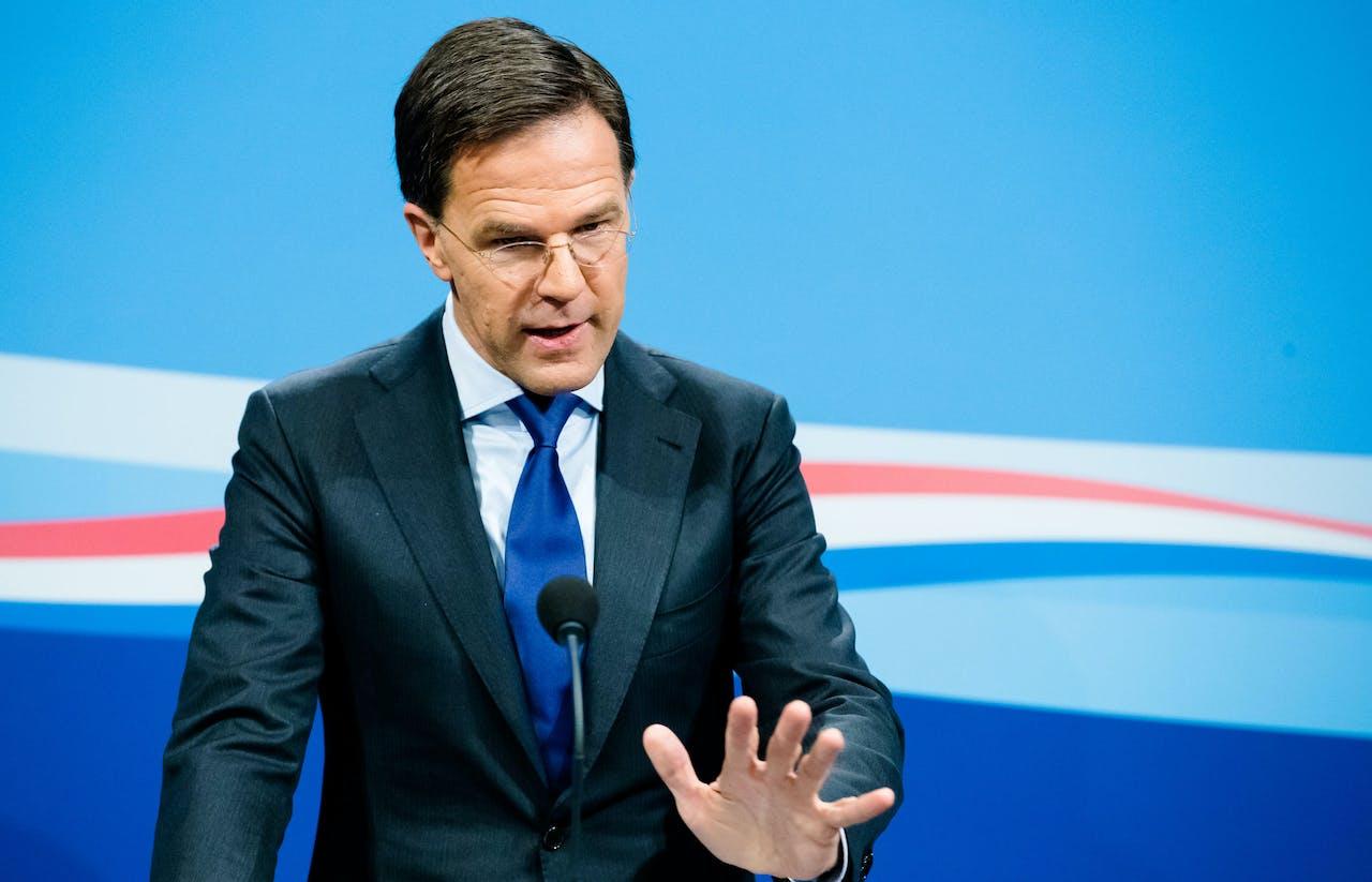 Rutte: Miljonairs Betalen Al Genoeg Belasting In Nederland
