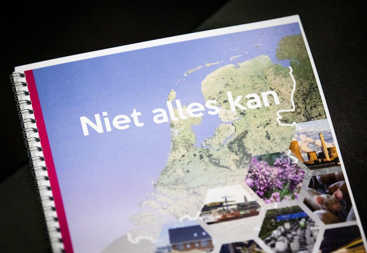 Het rapport met aanbevelingen van oud-minister en commissievoorzitter Johan Remkes