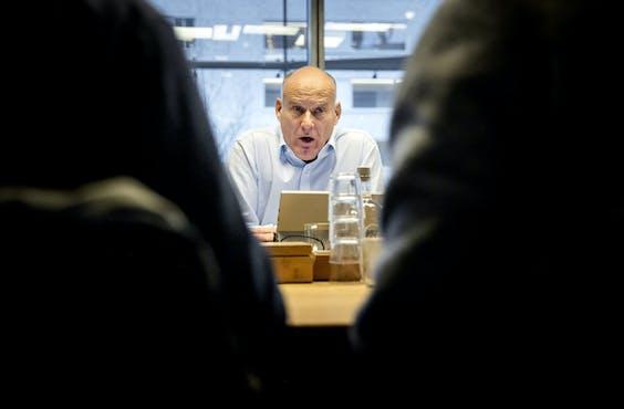 CEO Jan de Ruiter van VolkerWessels