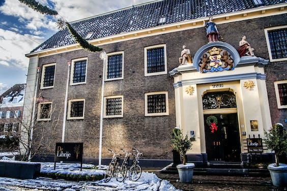 Driesterrenrestaurant De Librije in Zwolle