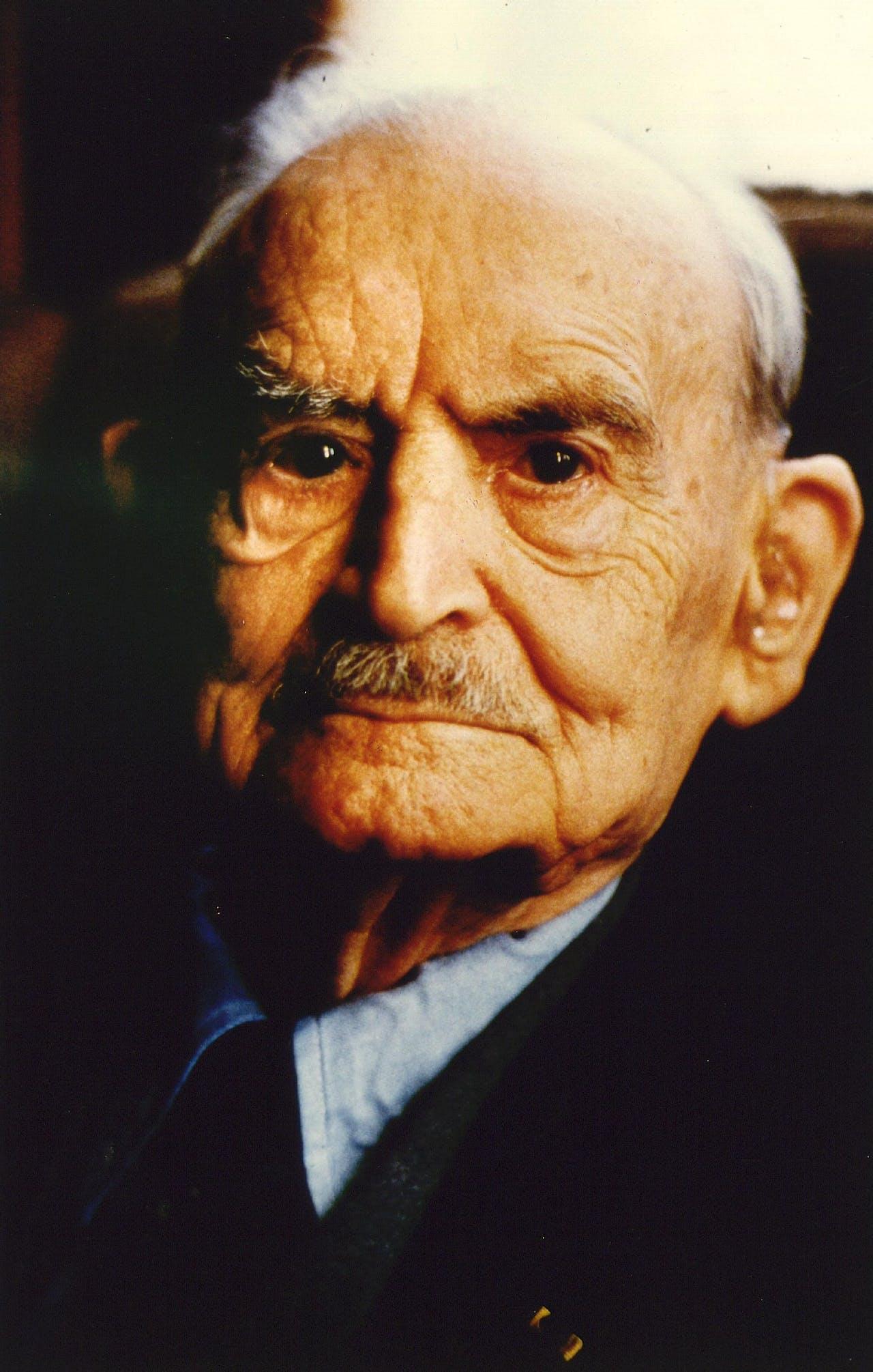 Dr. Willem Drees, grondlegger van de AOW