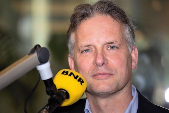 Ad van Gils, bestuursvoorzitter van PwC Nederland