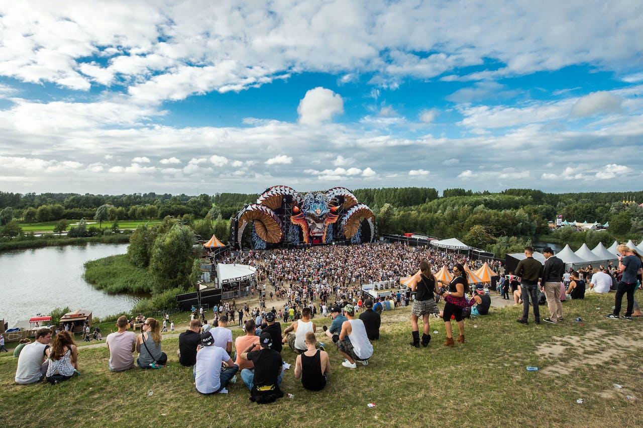 Mysteryland, één van de vele festivals waar Paylogic de ticketservice voor doet.
