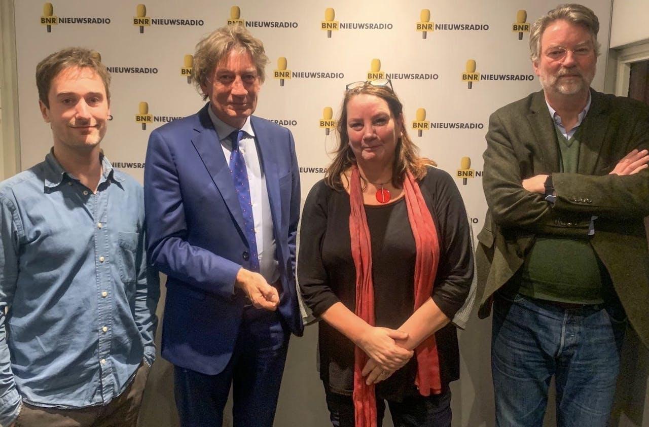 Te gast: PvdA-europarlementariër Agnes Jongerius