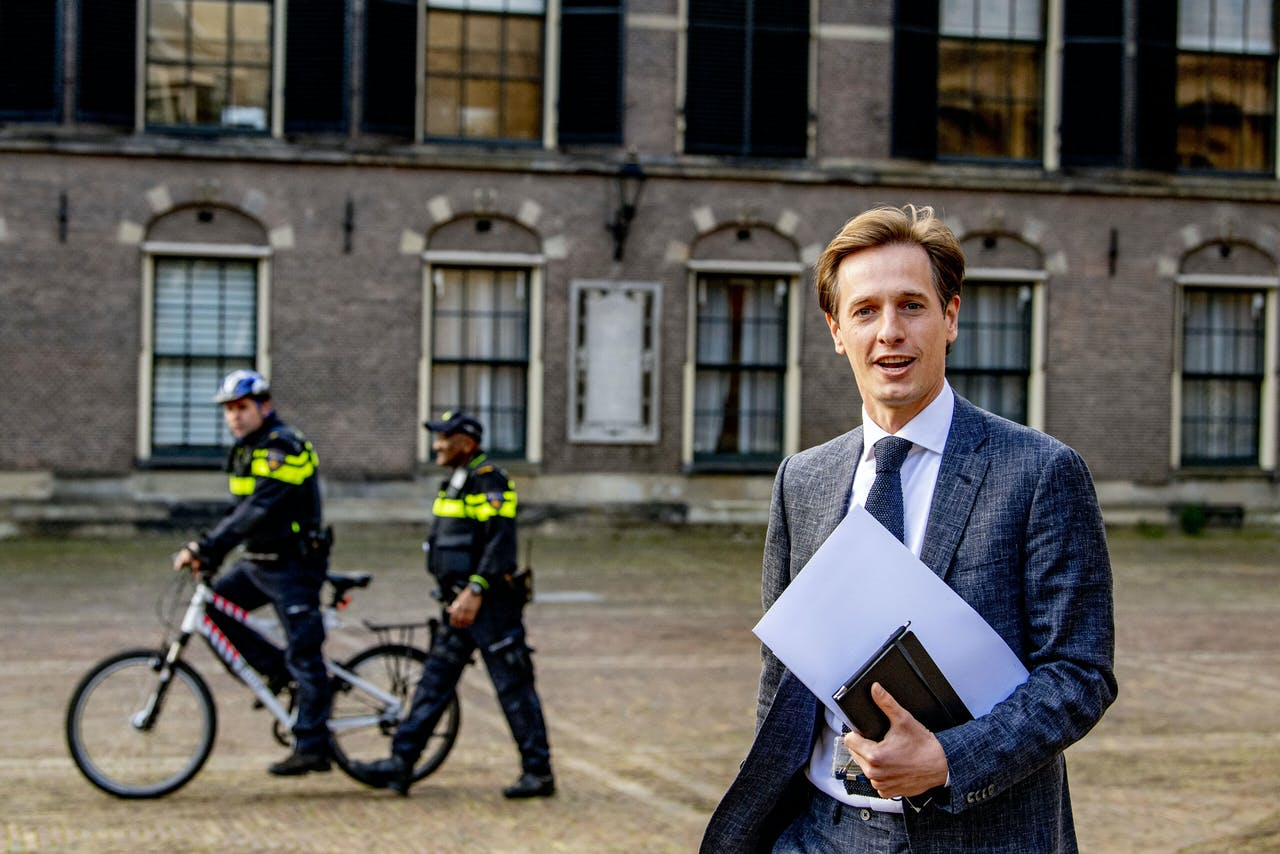 Laurens Dassen, Volt-fractieleider.