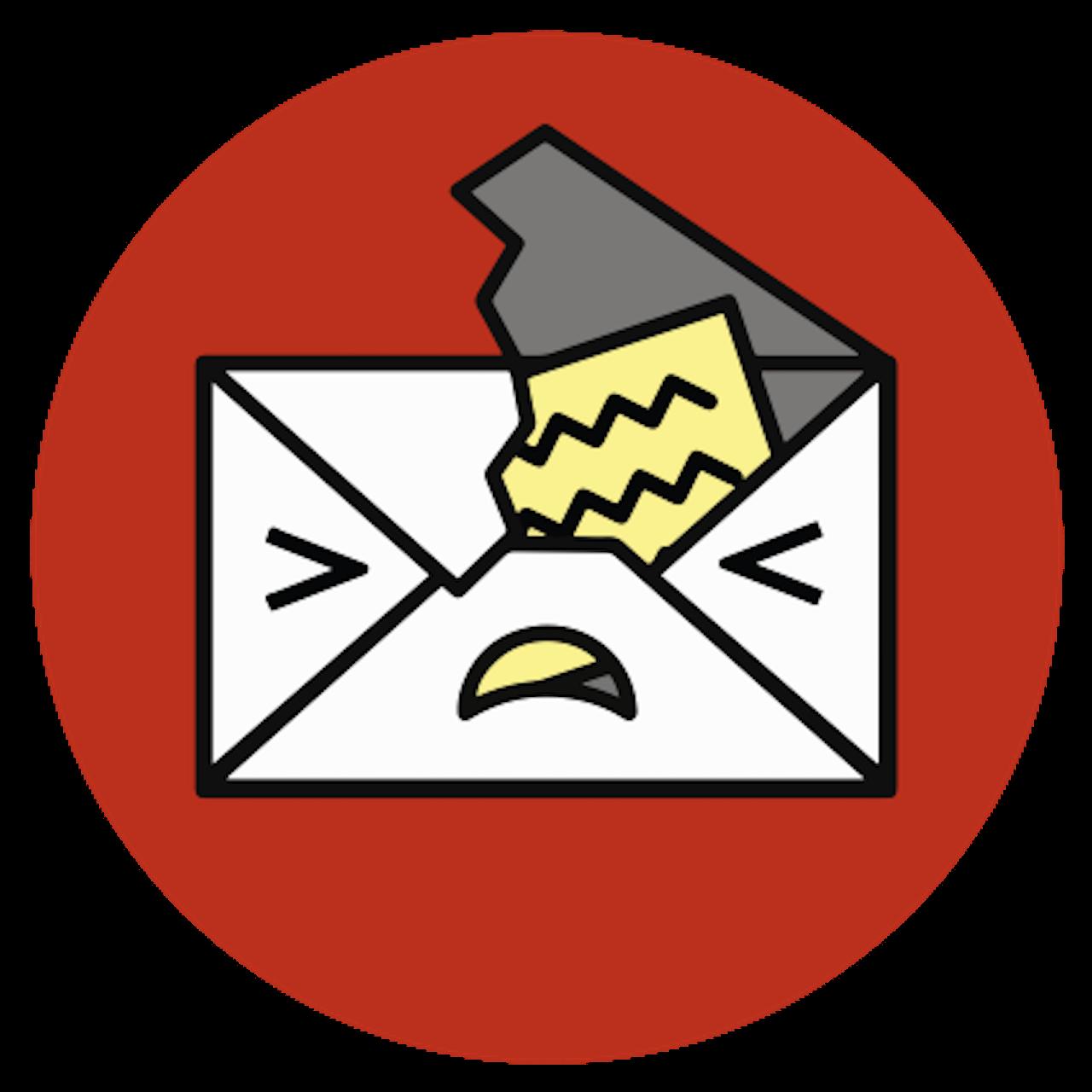 Het logo van EFAIL