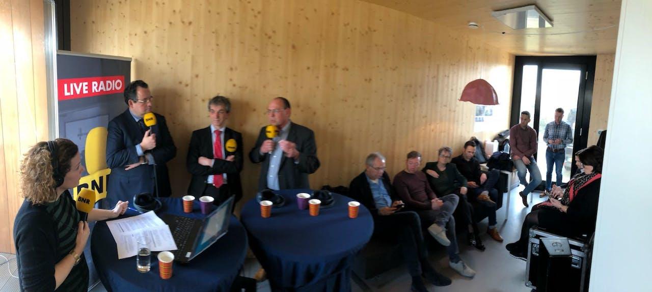 BNR Bouwmeesters in Rijswijk Buiten