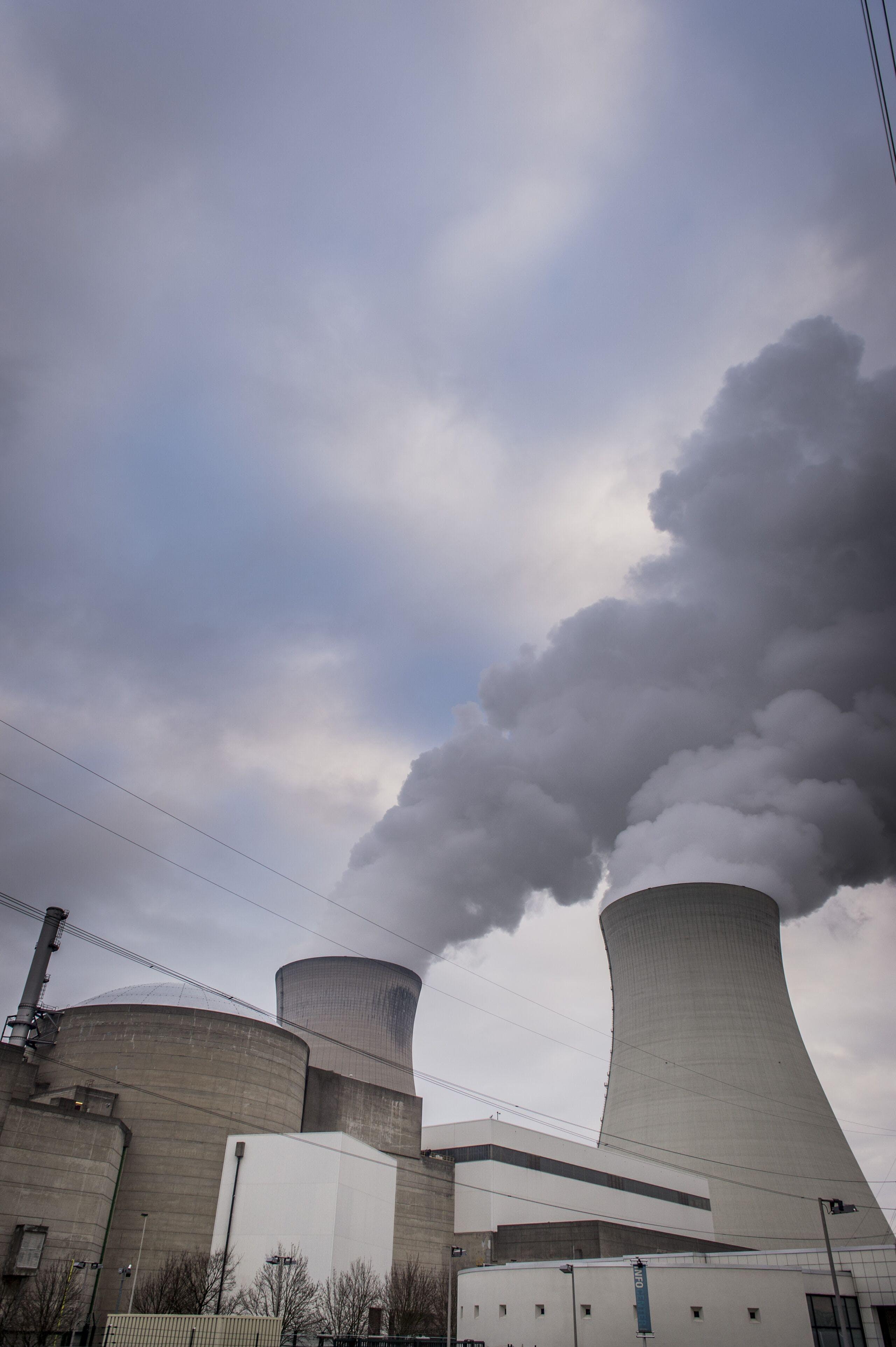 België stopt met kernenergie - BNR Nieuws