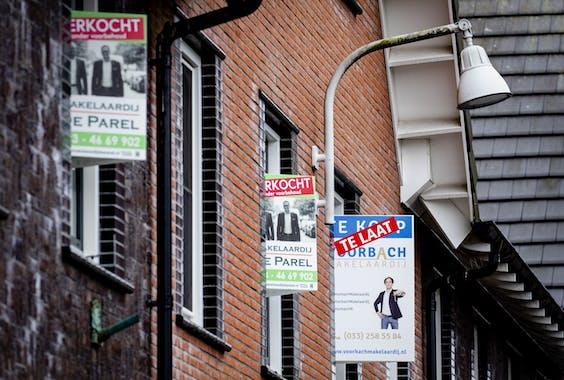 Verkochte huizen