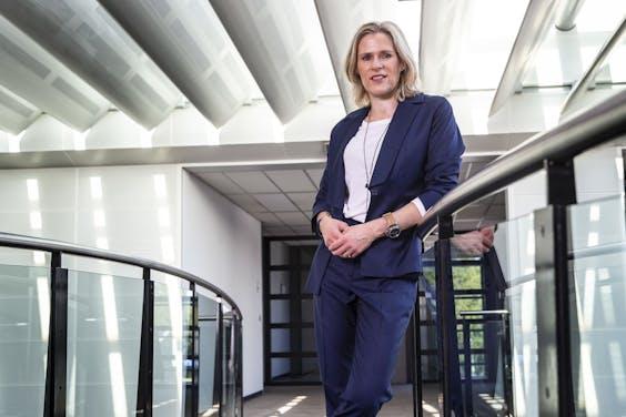 Ahoy-directeur Jolanda Jansen